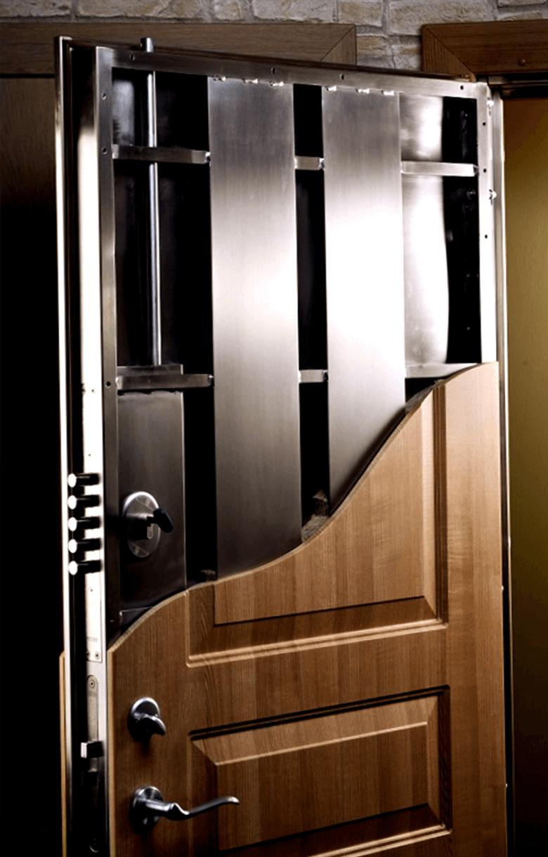 Blindaje puerta acorazada