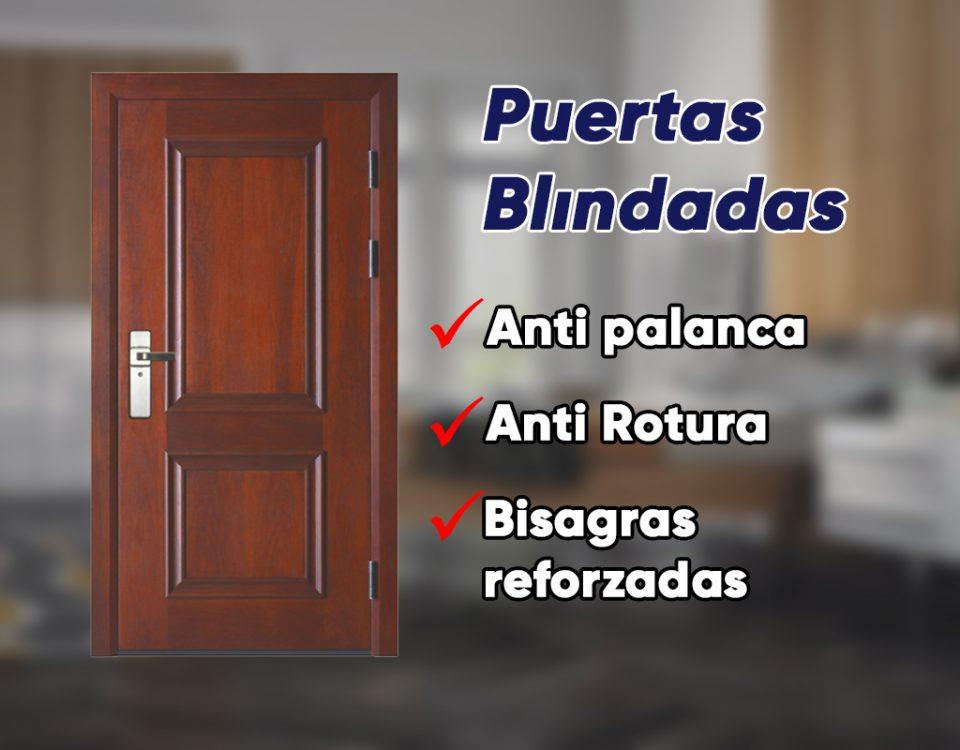 Las mejores puertas blindadas